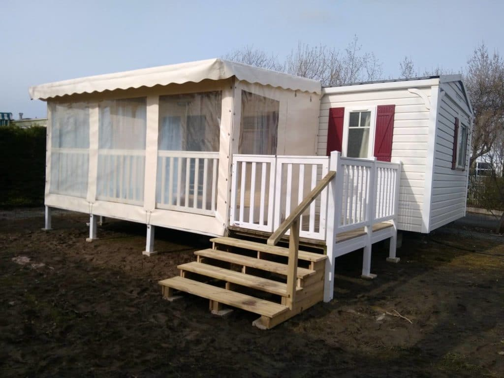installation mobil home camping loire atlantique 44
